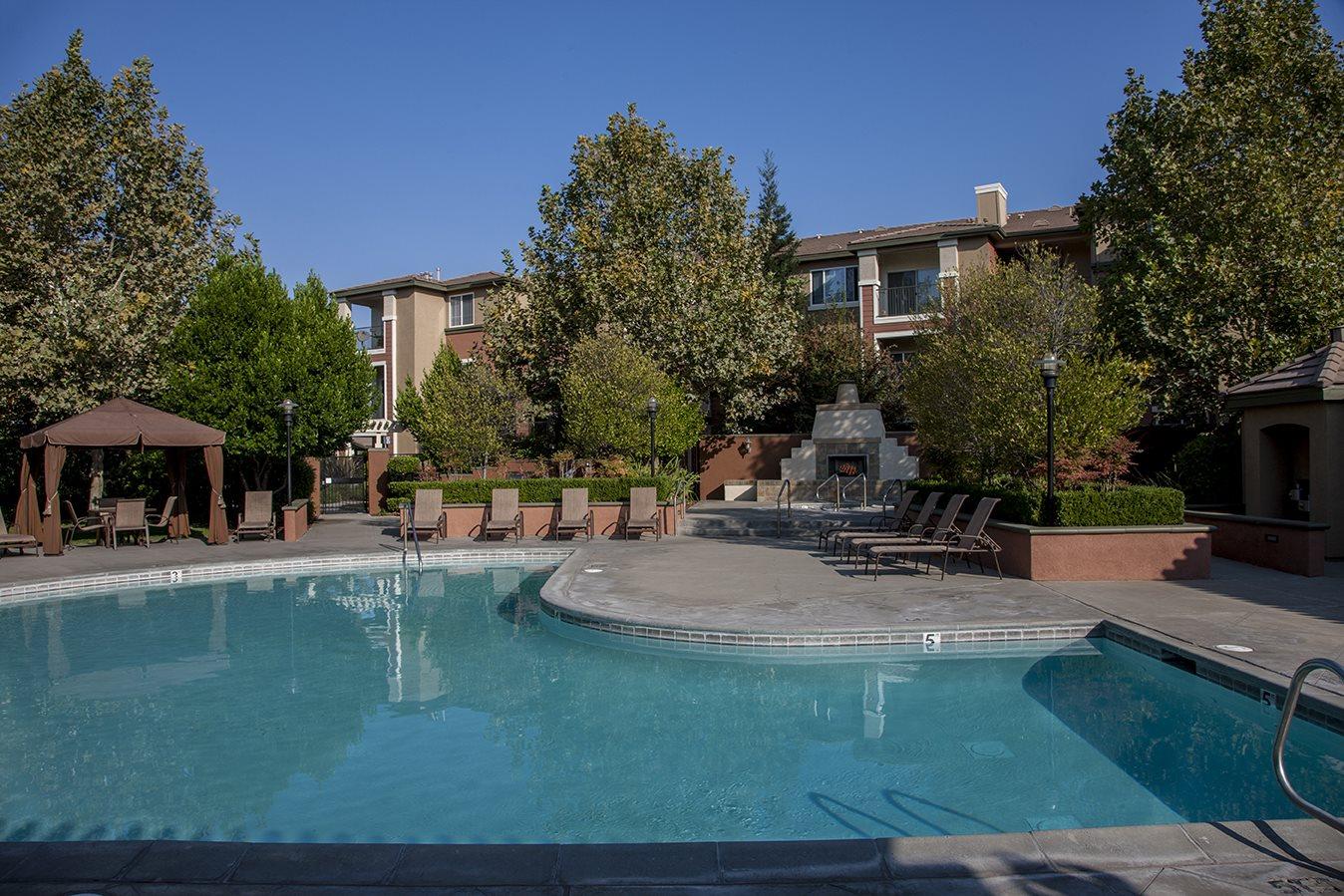 Resort Style Swimming Pool