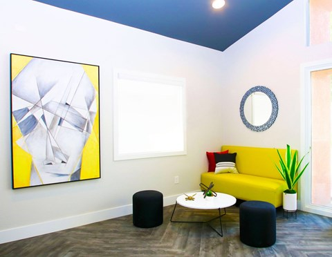 Leasing Office Lounge