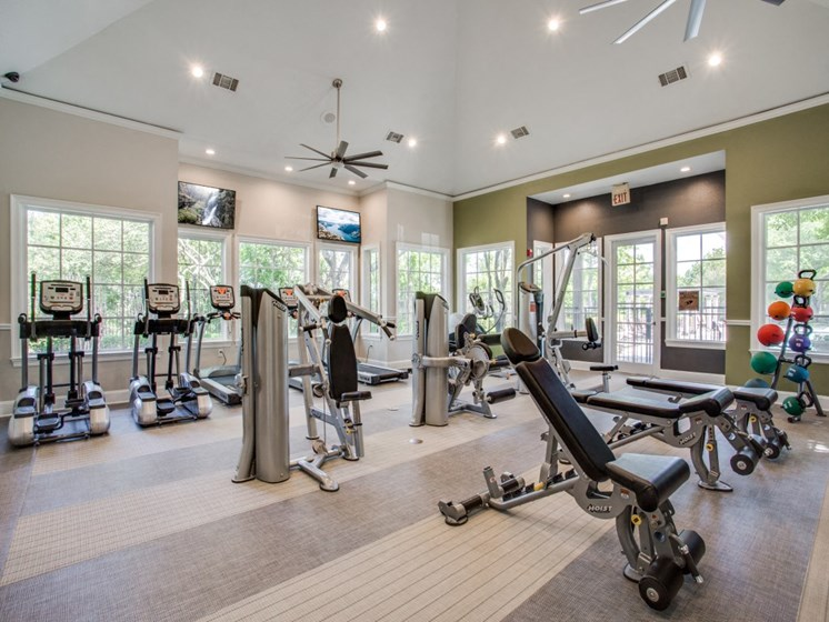 Brand New Fitness Center with True and Hoist Cardio and Strength Training Equipment