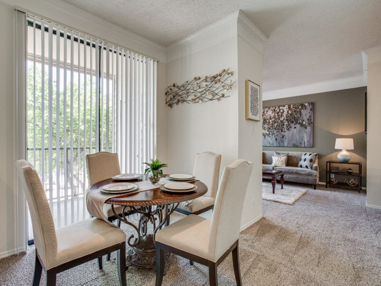 Formal Dining Room at The Gio, Plano, TX