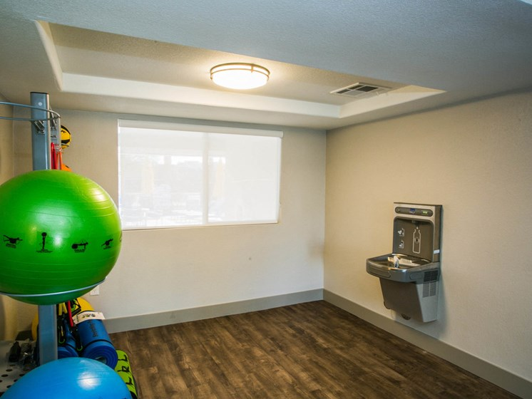 Yoga and Fitness center