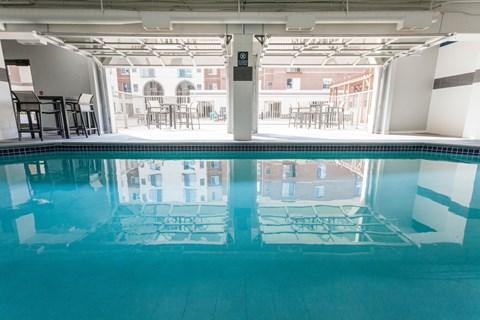 interior pool