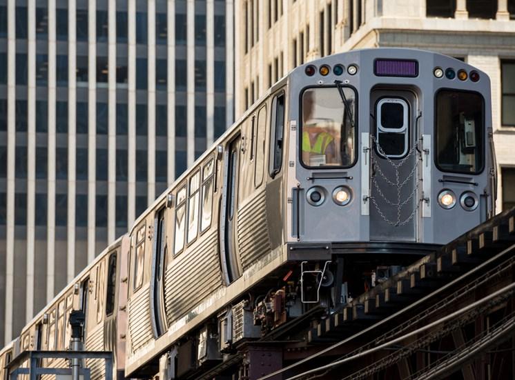 stock image-subway
