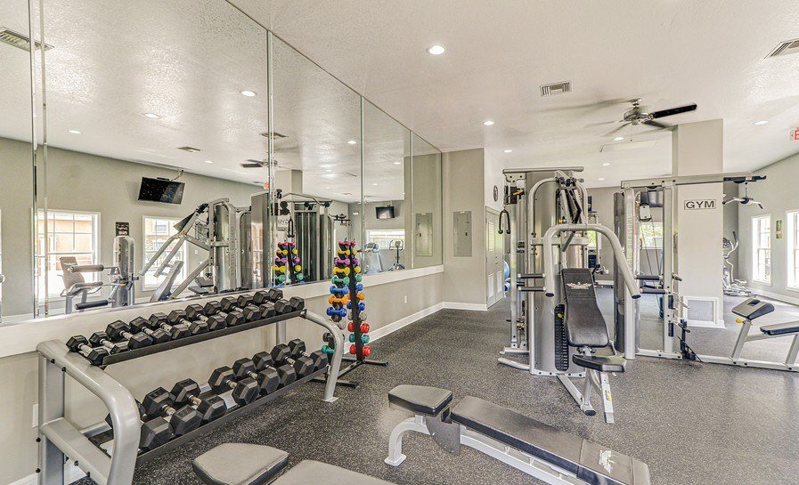 High Endurance Fitness Center at Plantation Gardens Apartments, Pinellas Park, 33782
