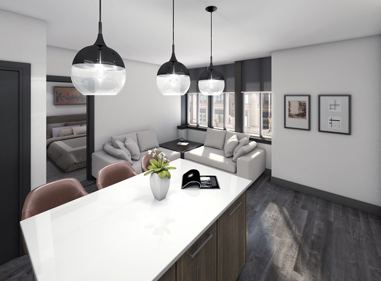stone countertops-rendering