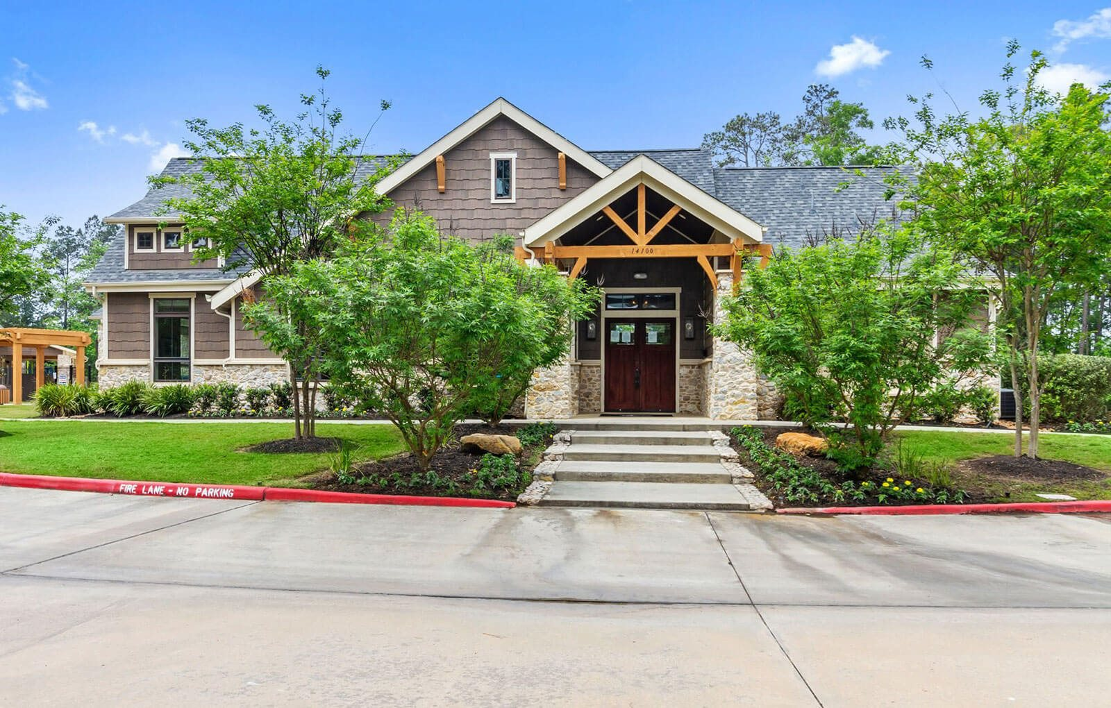 Homes For Rent In Conroe Amber Pines At Foster Ridge