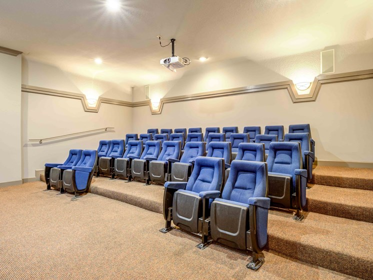 Spacious Movie Theater/Conference Room