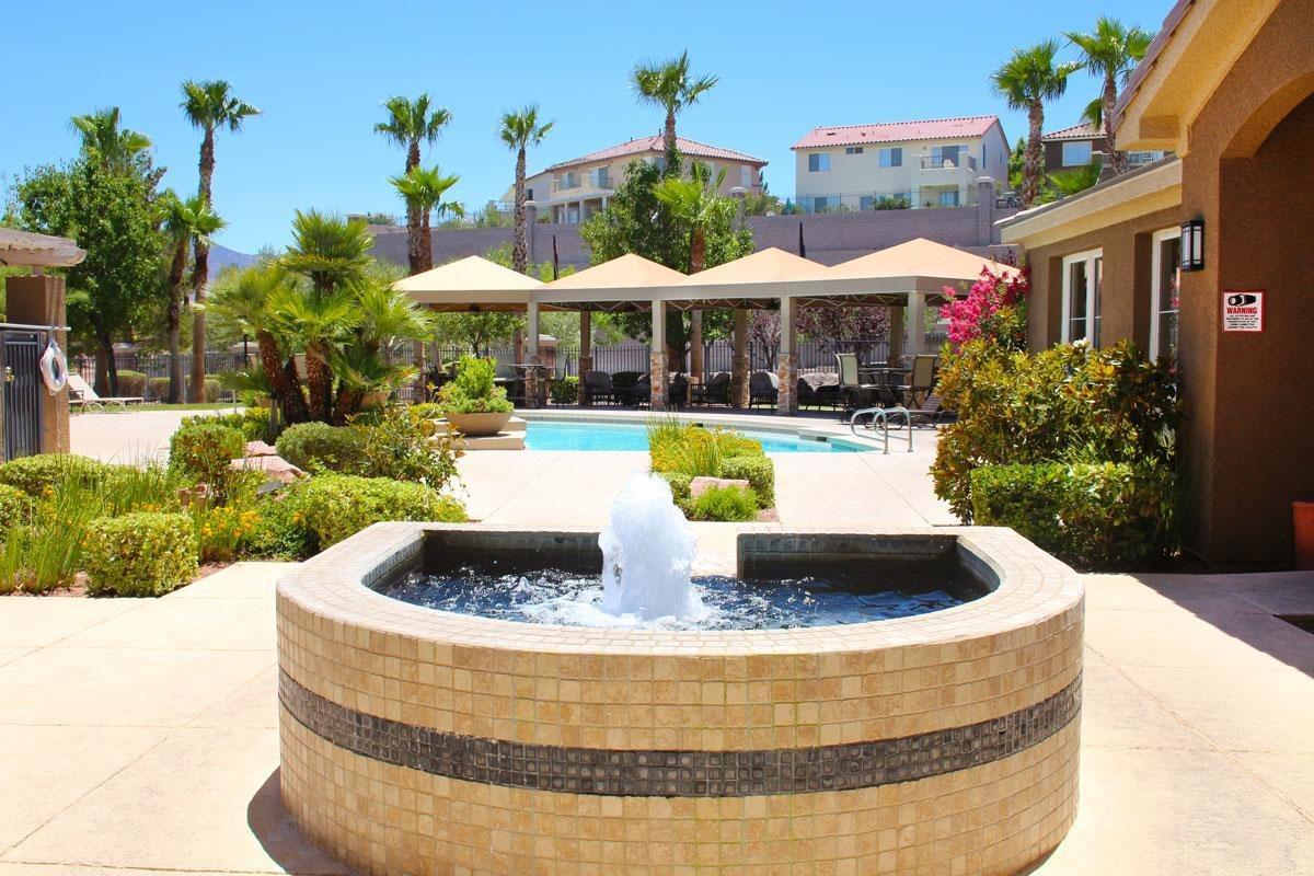 Refreshing swimming pools