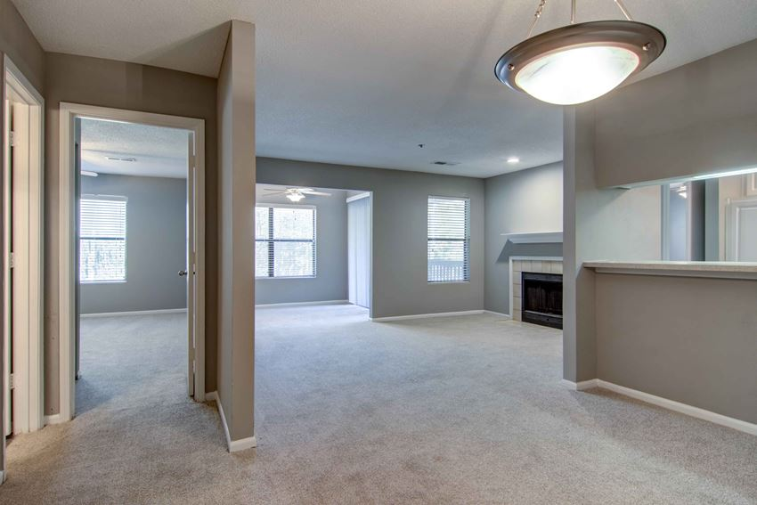 Trendy master carpeted at Brook Valley Apartments, Douglasville