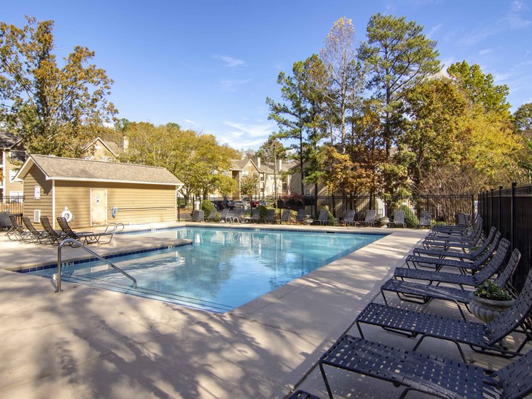 Invigorating Pool at Brook Valley Apartments, Douglasville, GA, 30135
