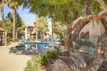 3800 South Nellis Blvd. 2 Beds Apartment for Rent Photo Gallery 1