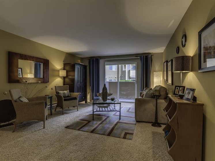 Spacious Open Floor Plans With Luxurious Interiors