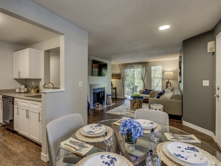 Open Floor Plans at Cedar Crest, Oregon, 97078