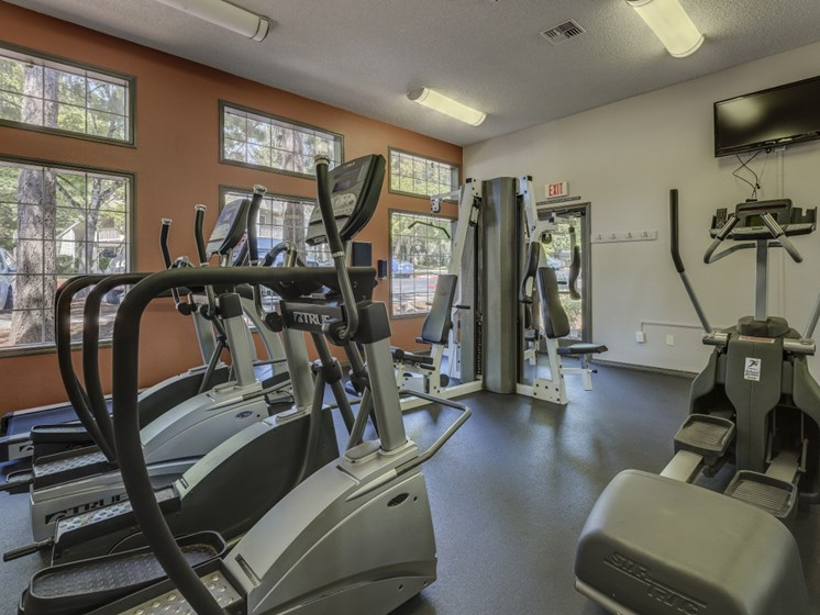 Modern Fitness Center at Cedar Crest, Beaverton, Oregon