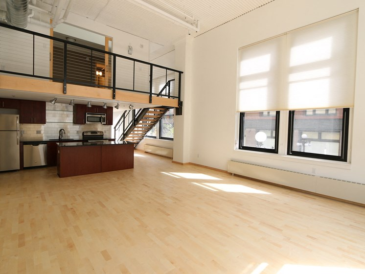 Two-Level Lofts Available