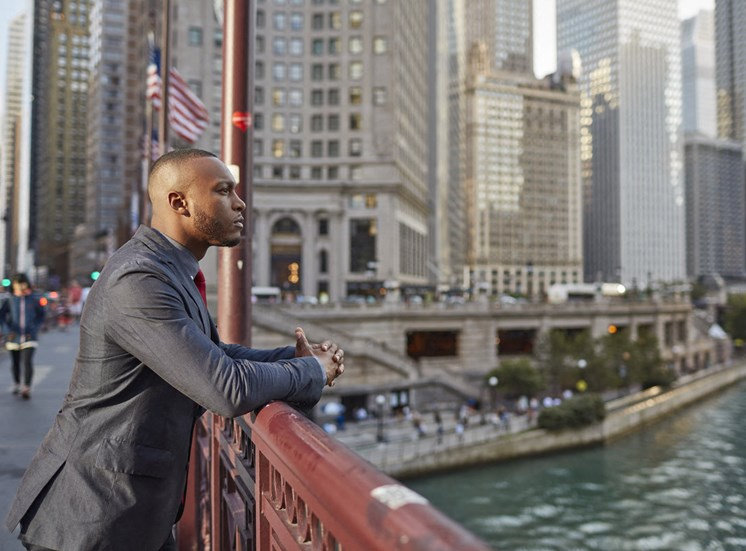 stock image-Chicago