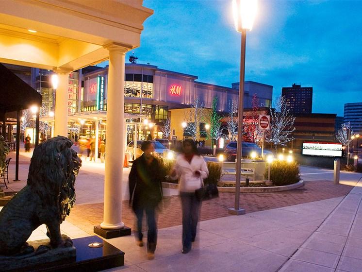 stamford town center