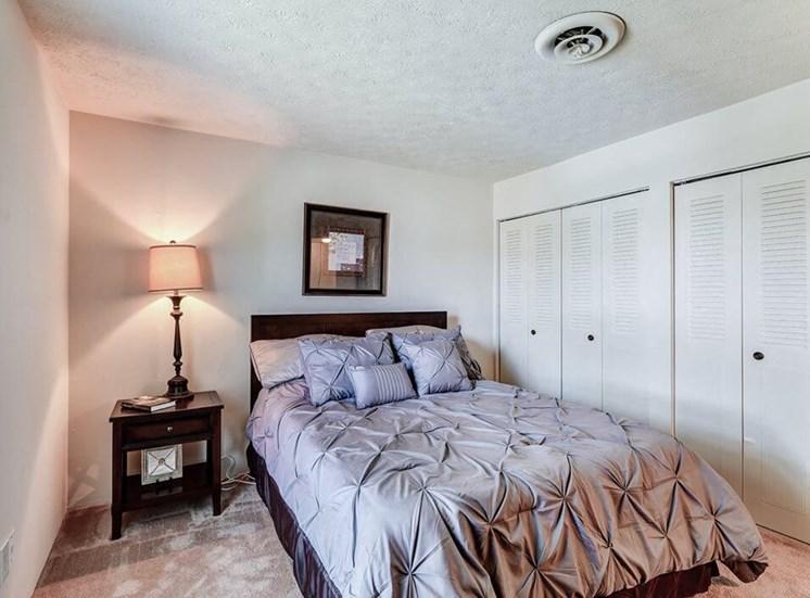 Apartments in Hamilton, OH Bedroom