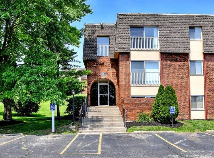 Apartments in Hamilton, OH Enterance