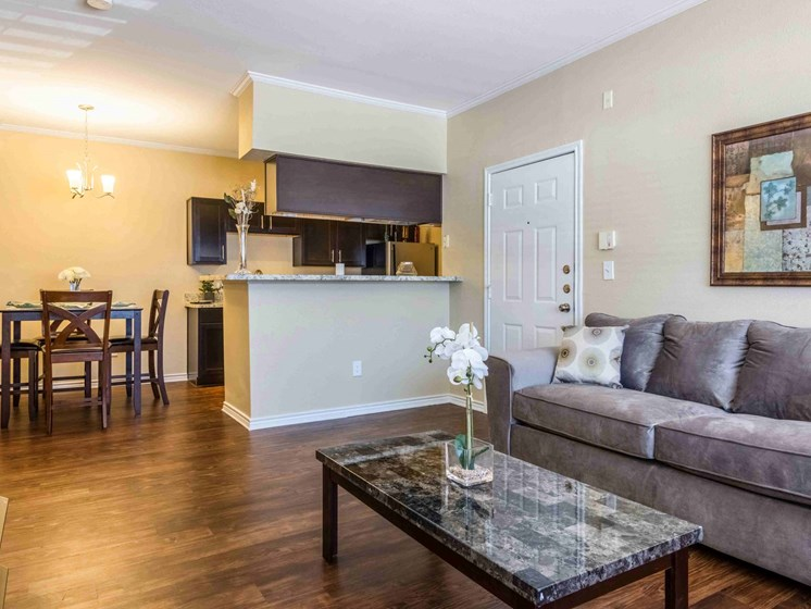 Apartments in Longview, TX floor plan