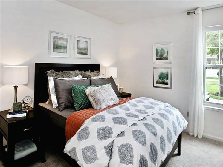 various bedroom apartment floor plans available
