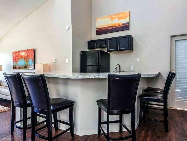 Apartments in Longview, TX open layout