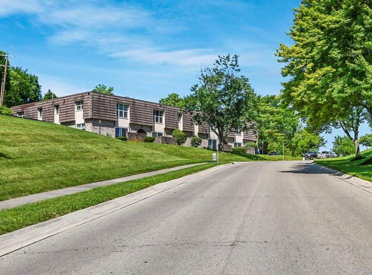 Apartments in Hamilton, OH Street