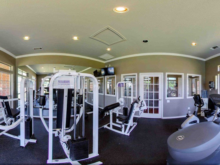 Apartments in Longview, TX fitness center