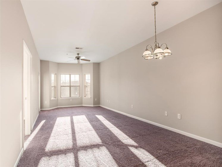 apartment with tall ceiling in Fayetteville