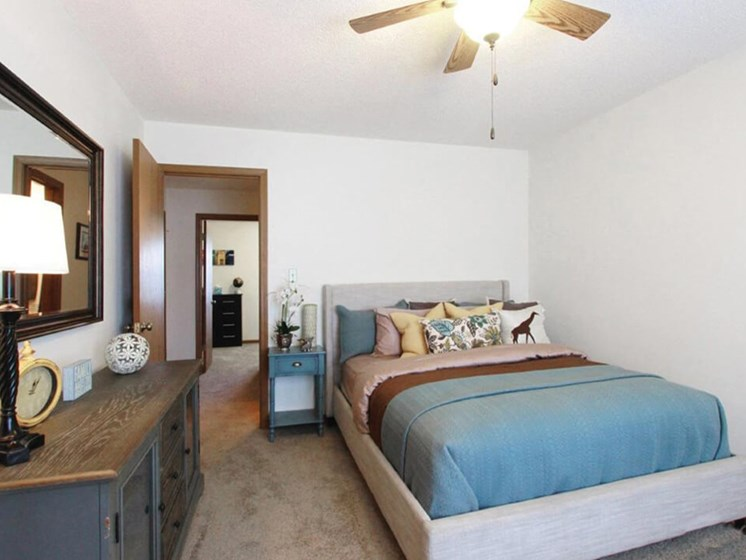 Three bedroom apartments in Topeka KS