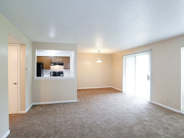 apartments with open floor plan
