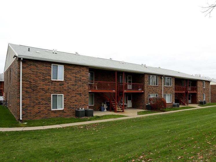 Apartments in South Bend Exterior