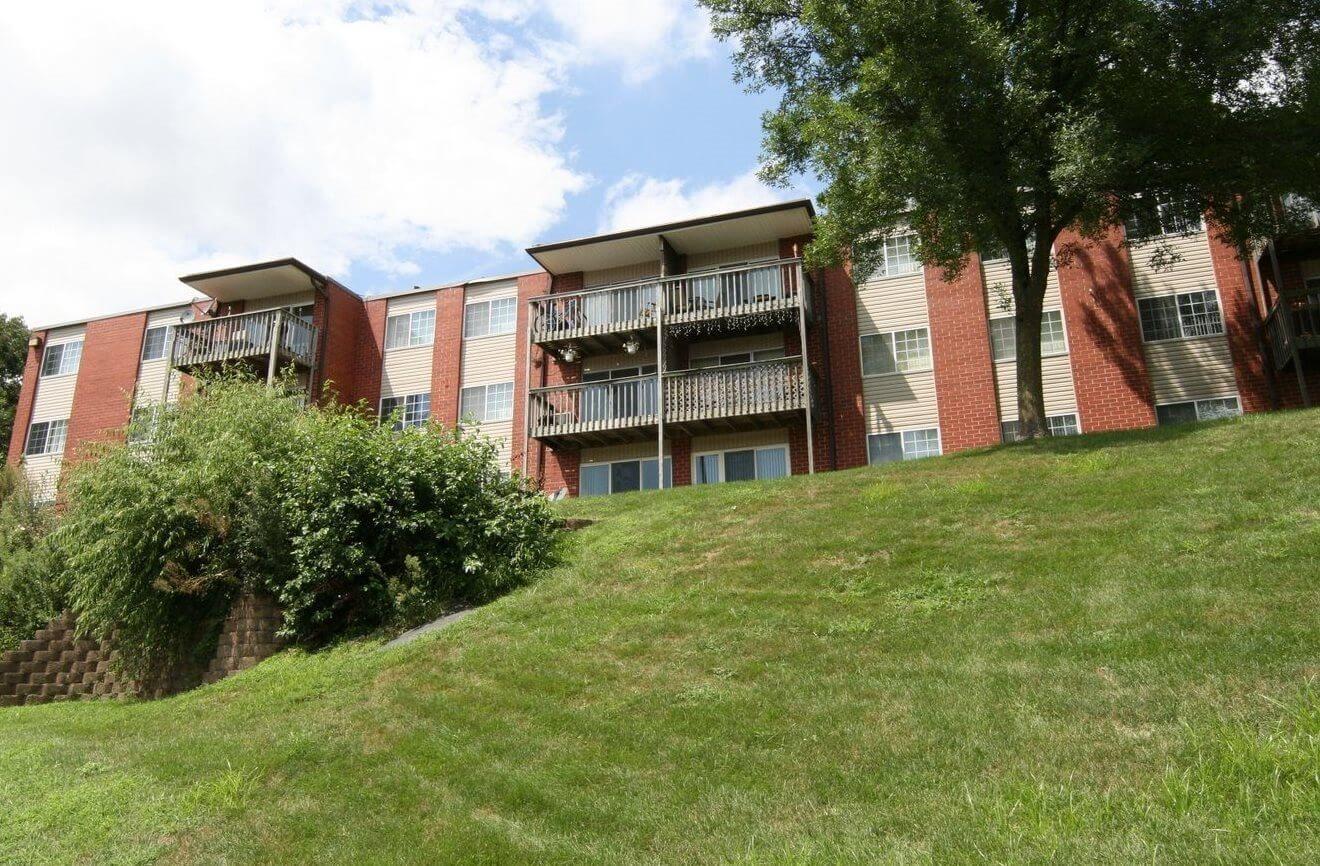 Overlook 380 Apartments in Cedar Rapids, Iowa