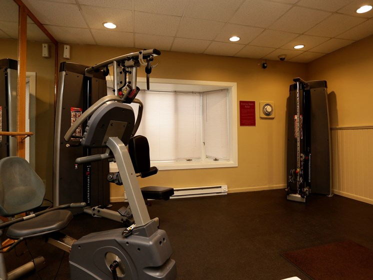 Apartments in South Bend Fitness Center