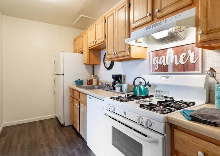 Apartments in South Bend Kitchen