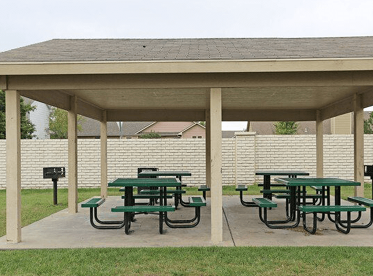 Picnic and Barbeque Area