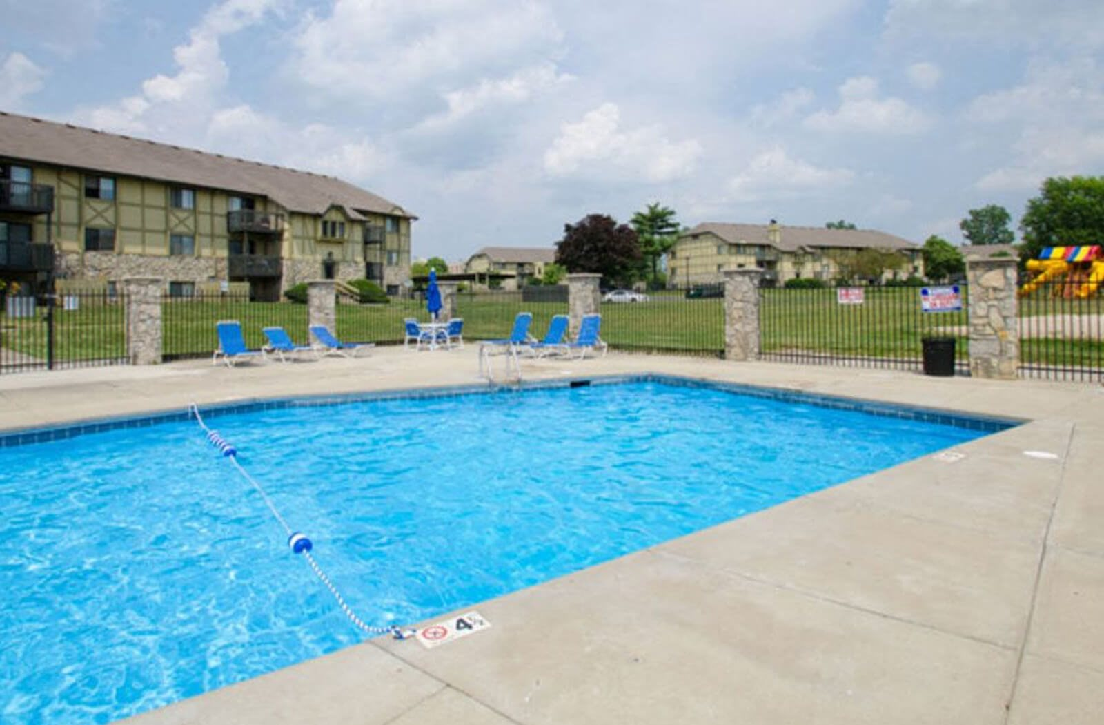Swimming Pool at Stonebridge Apartments
