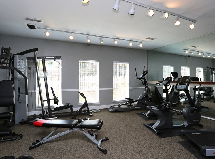 Apartments in Kettering, Ohio Fitness