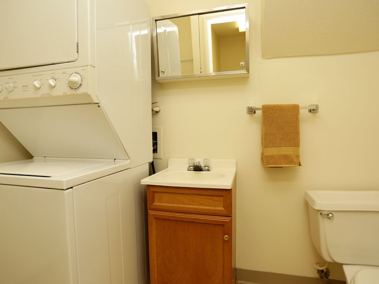 Apartments in South Bend Washer and Dryer