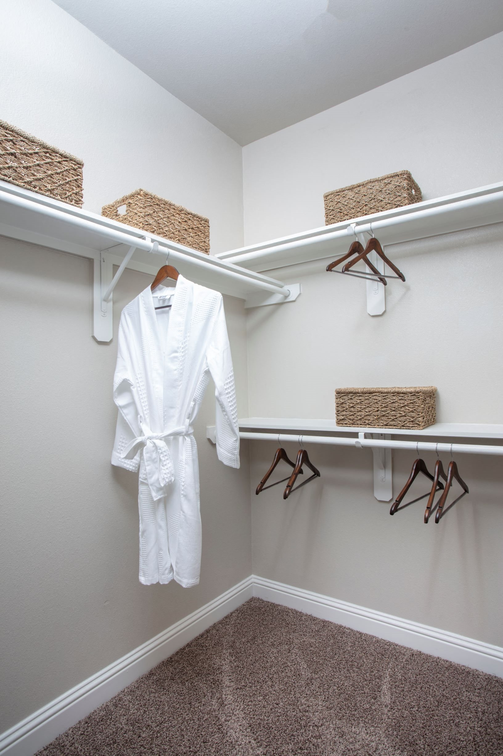 Walk-in Closet at Legacy at 2020