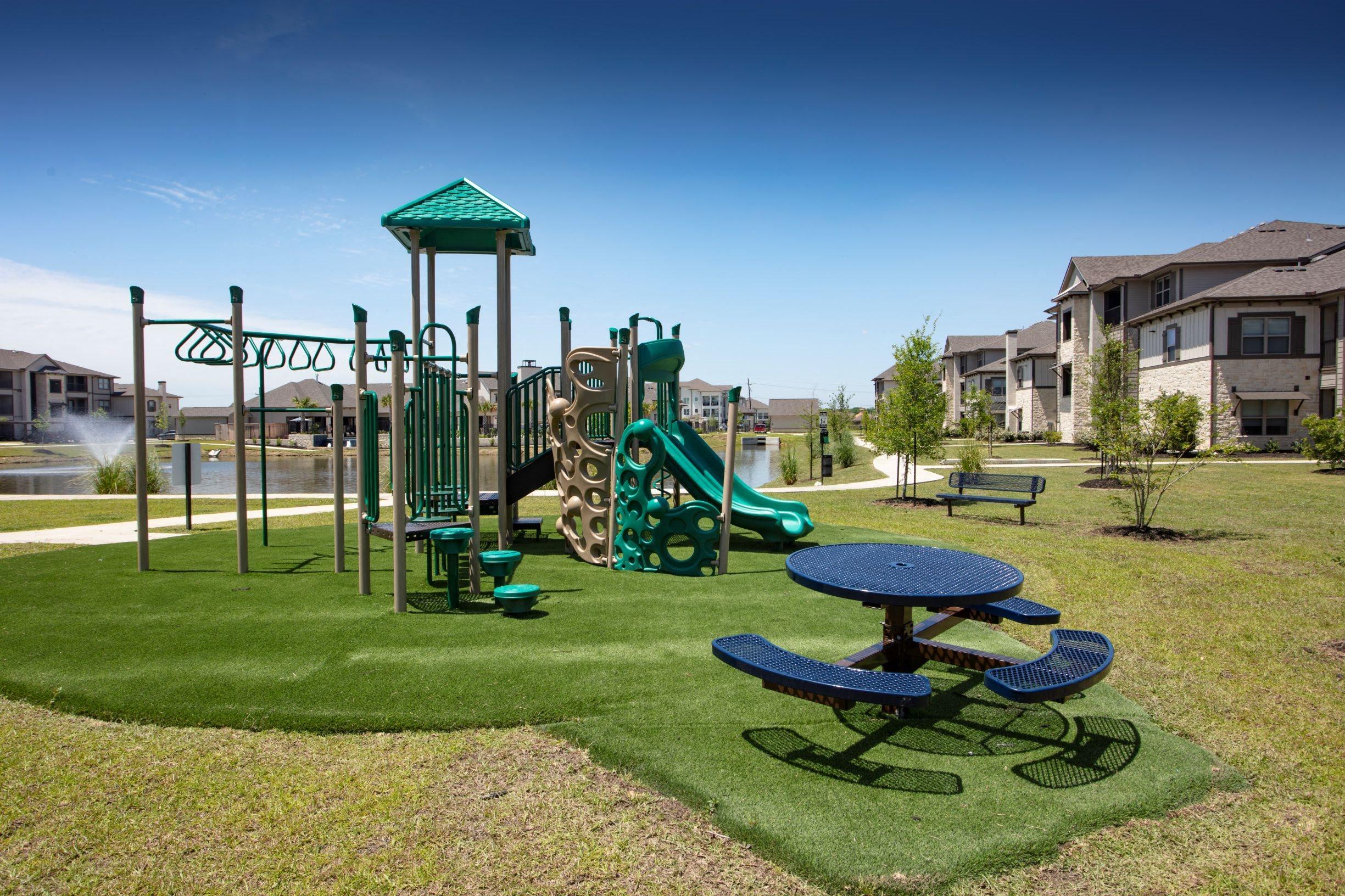Playground at Legacy at 2020