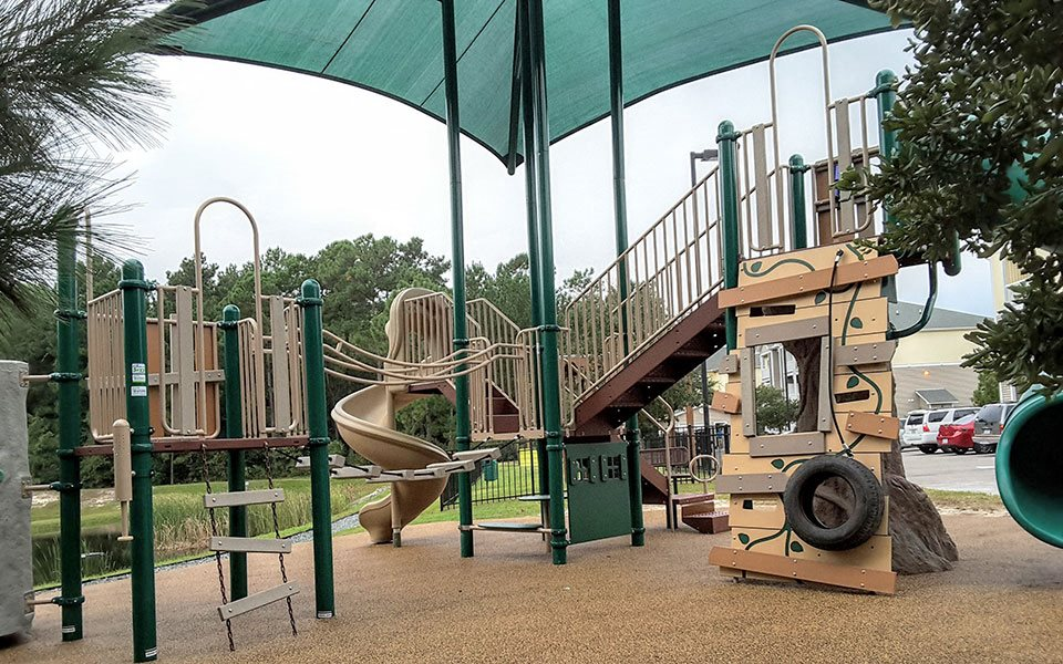 Playground at Hawthorne at Murrayville, Wilmington, NC