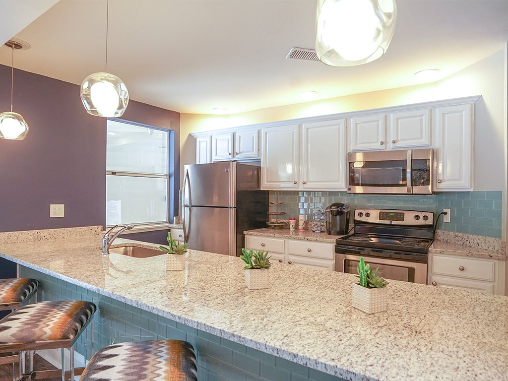 1700 Place Clubhouse Kitchen