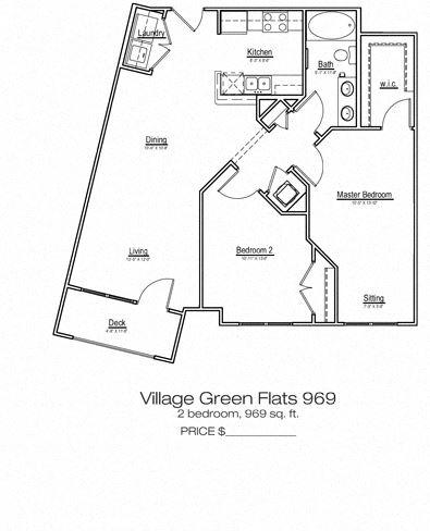 Village Green Flats 969