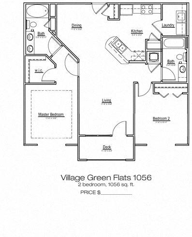 Village Green Flats 1056