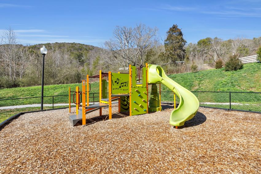 Playground at Hawthorne at the Hollow in Soddy-Daisy, TN