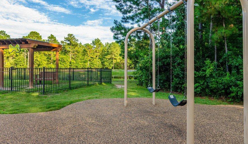 Hawthorne at Murrayville Playground