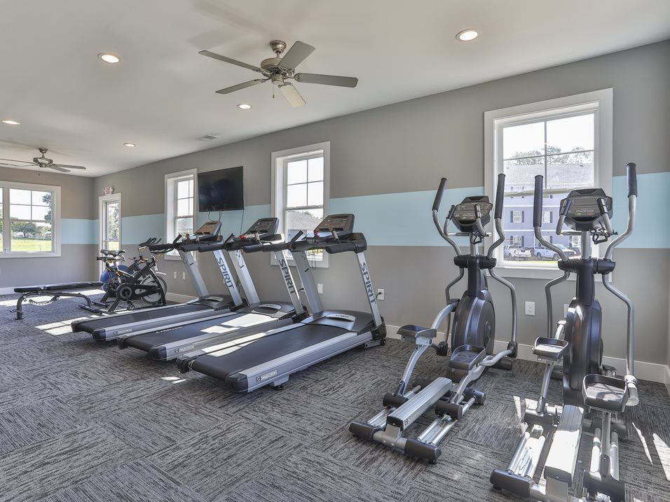 Fitness Center at The Springs in Boiling Springs, South Carolina