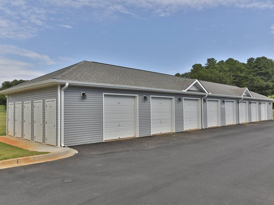 Detached Garages at The Springs in Boiling Springs, South Carolina