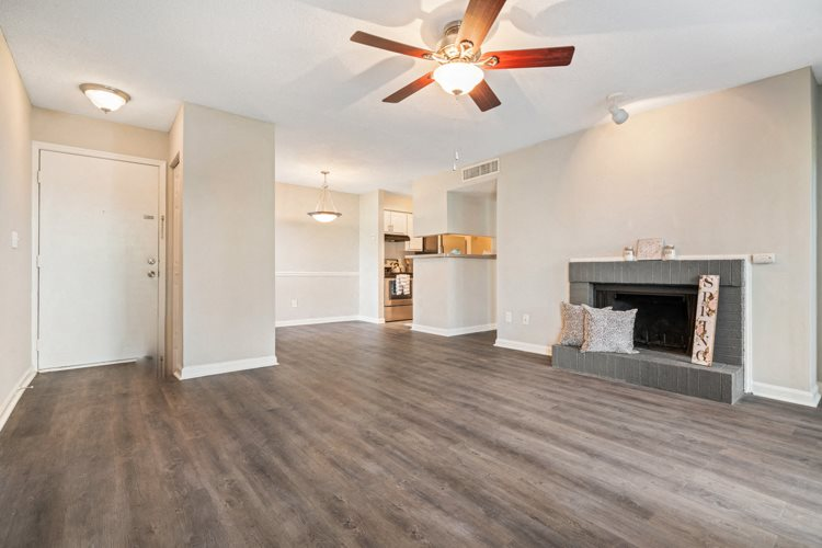 Ashley River Living Room Area
